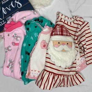 🎉Bundle baby girl long sleeve jacket B8-25